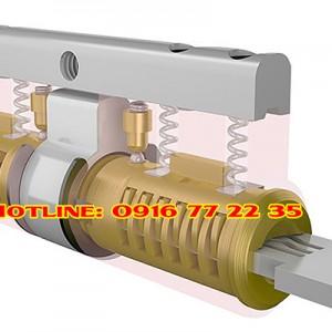 Khóa cửa vân tay Eda Lock H5000