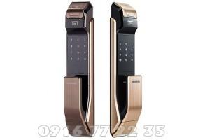 Khóa cửa vân tay Samsung SHS P-718